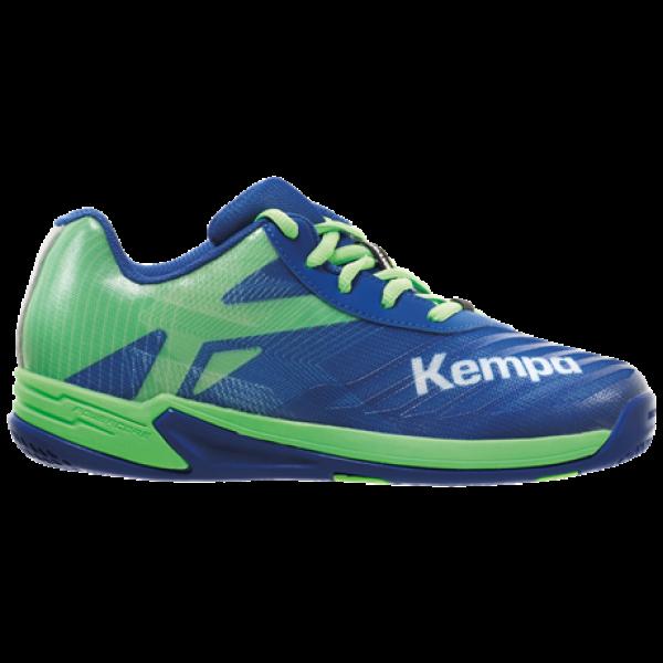Kempa Wing 2.0 Junior (Blue/Green)