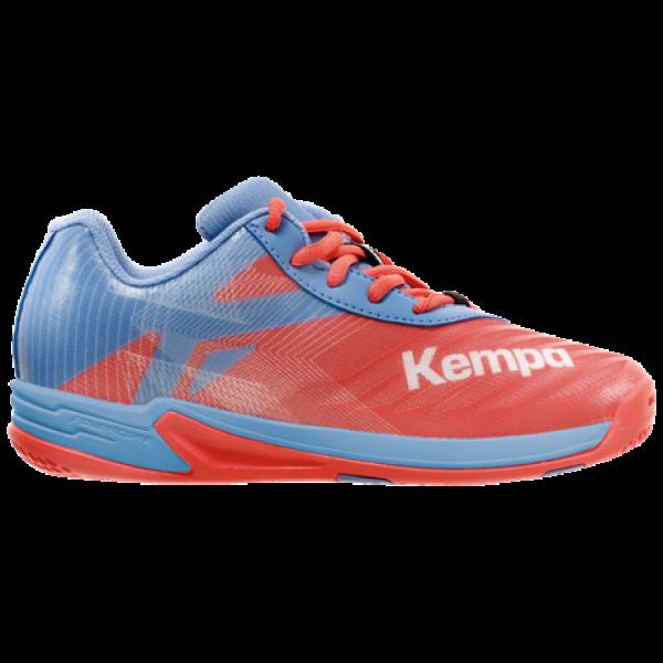 Kempa Wing 2.0 Junior (coral/blue)