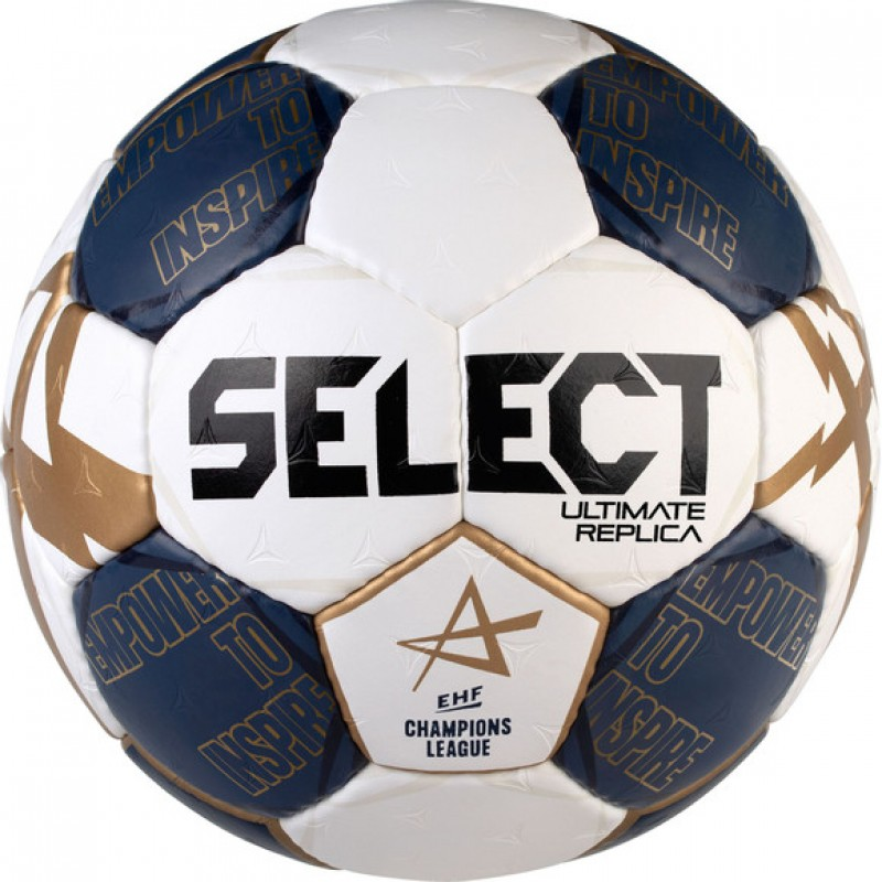 Bola Andebol Select Ultimate Replica (EHF CL 21/22)