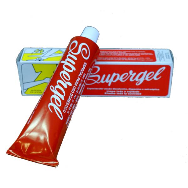 Bisnaga Supergel 100g